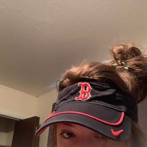 Red Sox Nike hat